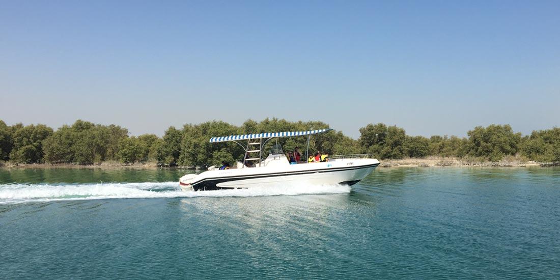 Sunset Cruise From Yas Marina