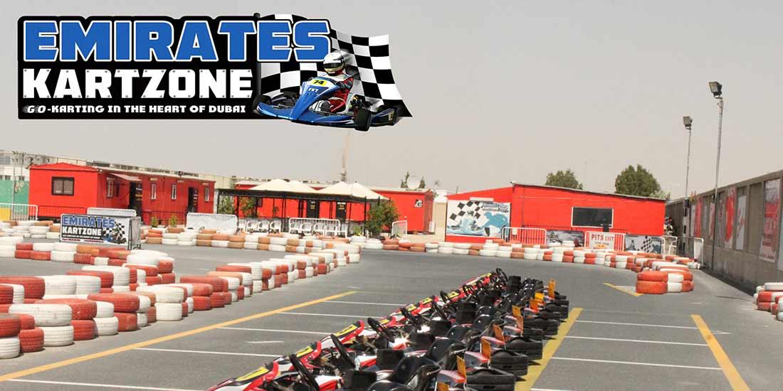 Go-Karting Session (30 min)