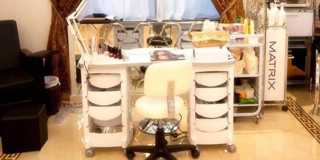 Hair Spa With Blow Dry