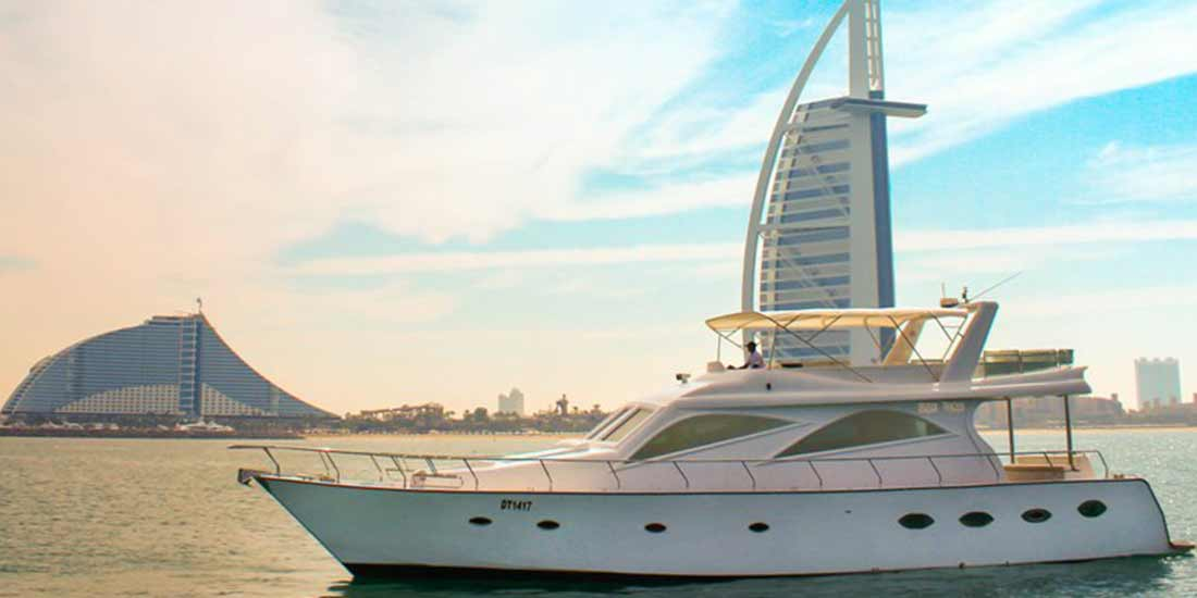44Ft Luxury Yacht Charter