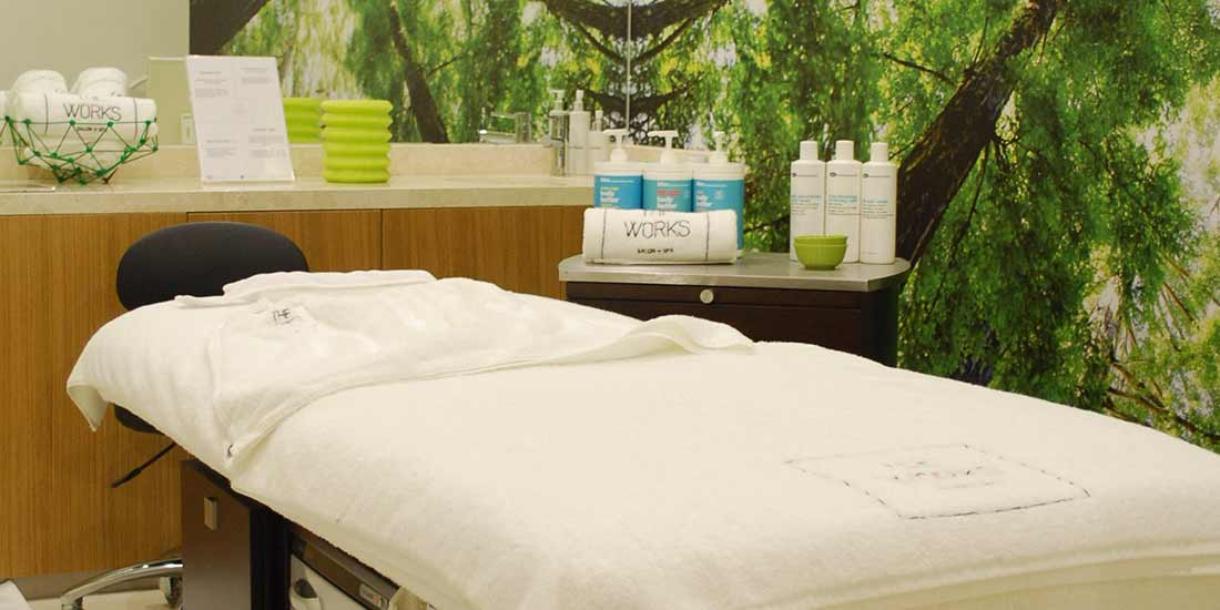 Eight Greens Facial