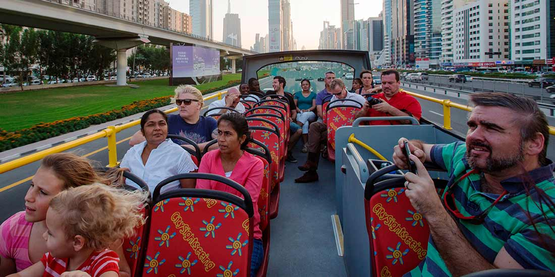 Dubai Night Tour