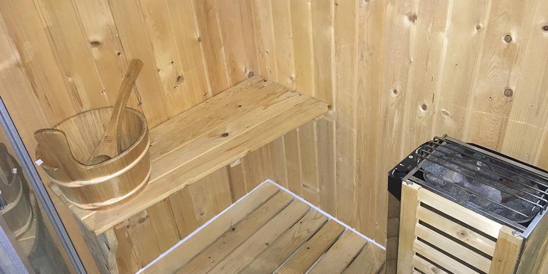 Massage with Sauna & Steam