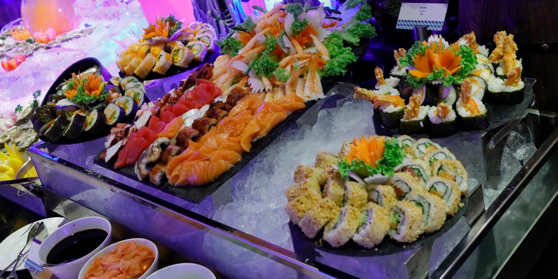 Seafood Night